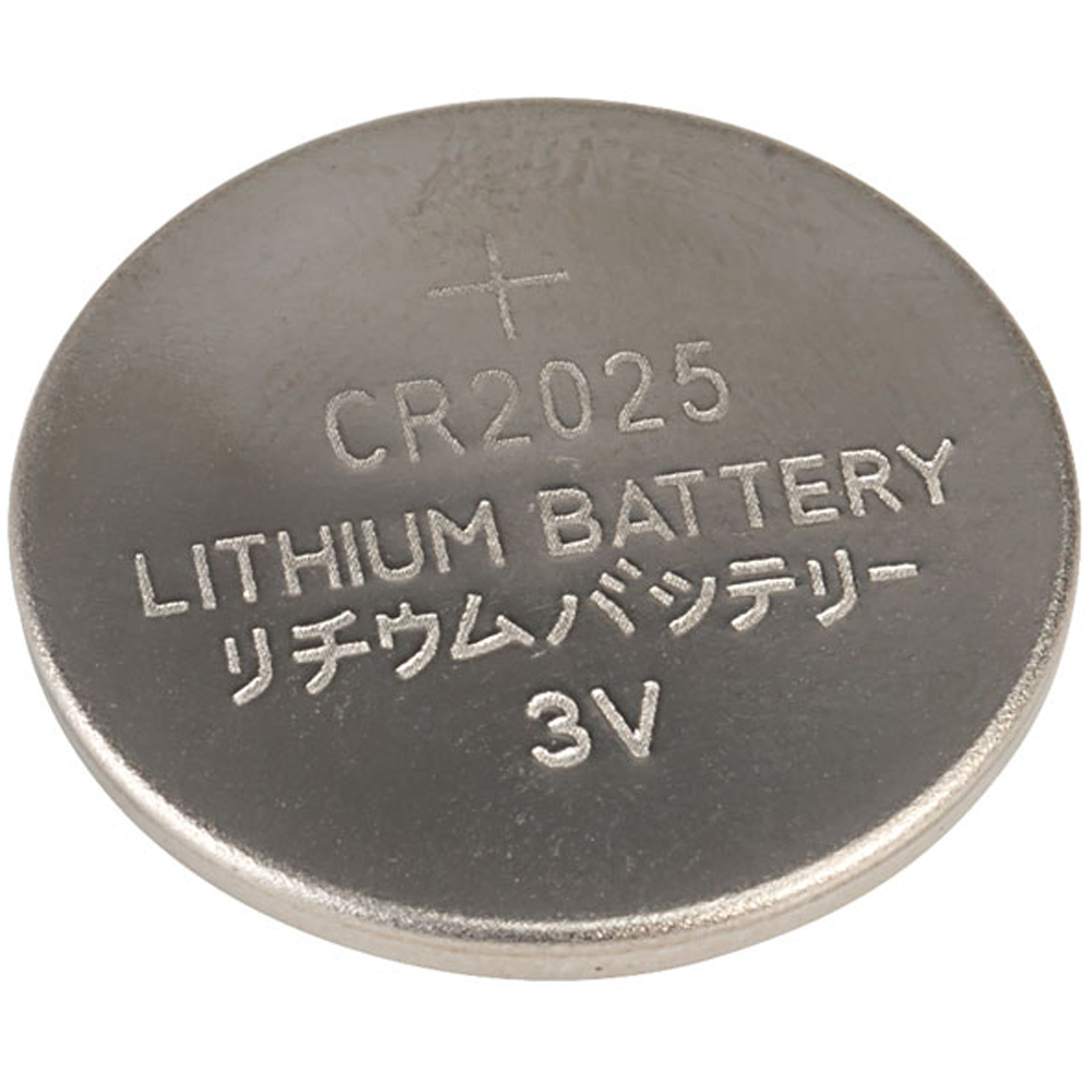 CR2025 Coin Cell Battery Batteries