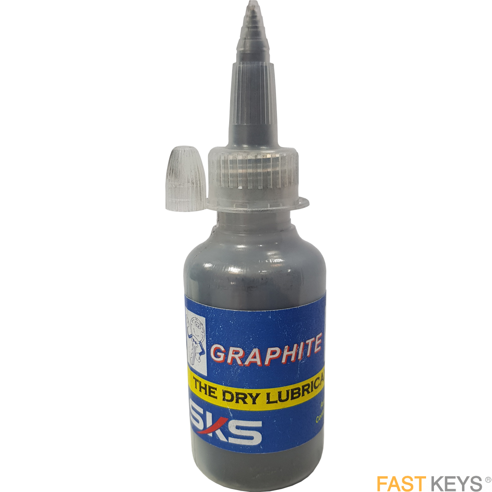 Graphite lock lubricant Lubricants