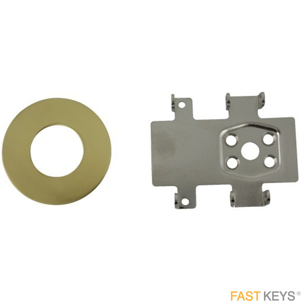 Ingersol SC-71 conversion kit, brass. Domestic Hardware