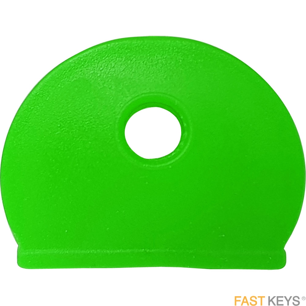 Keycap covers Neon available in four colours Key Tags