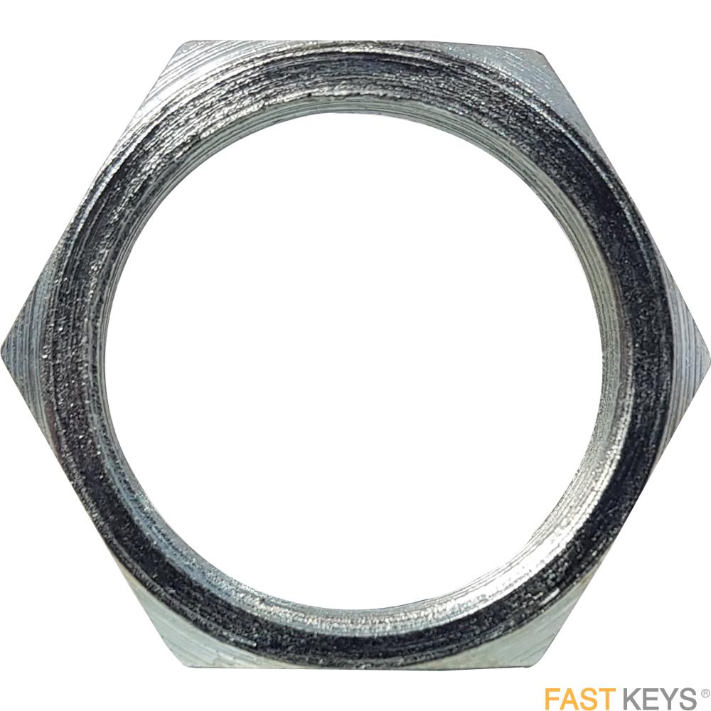 Cam Lock Locking Nut suitable for use with L&F C514 Locks