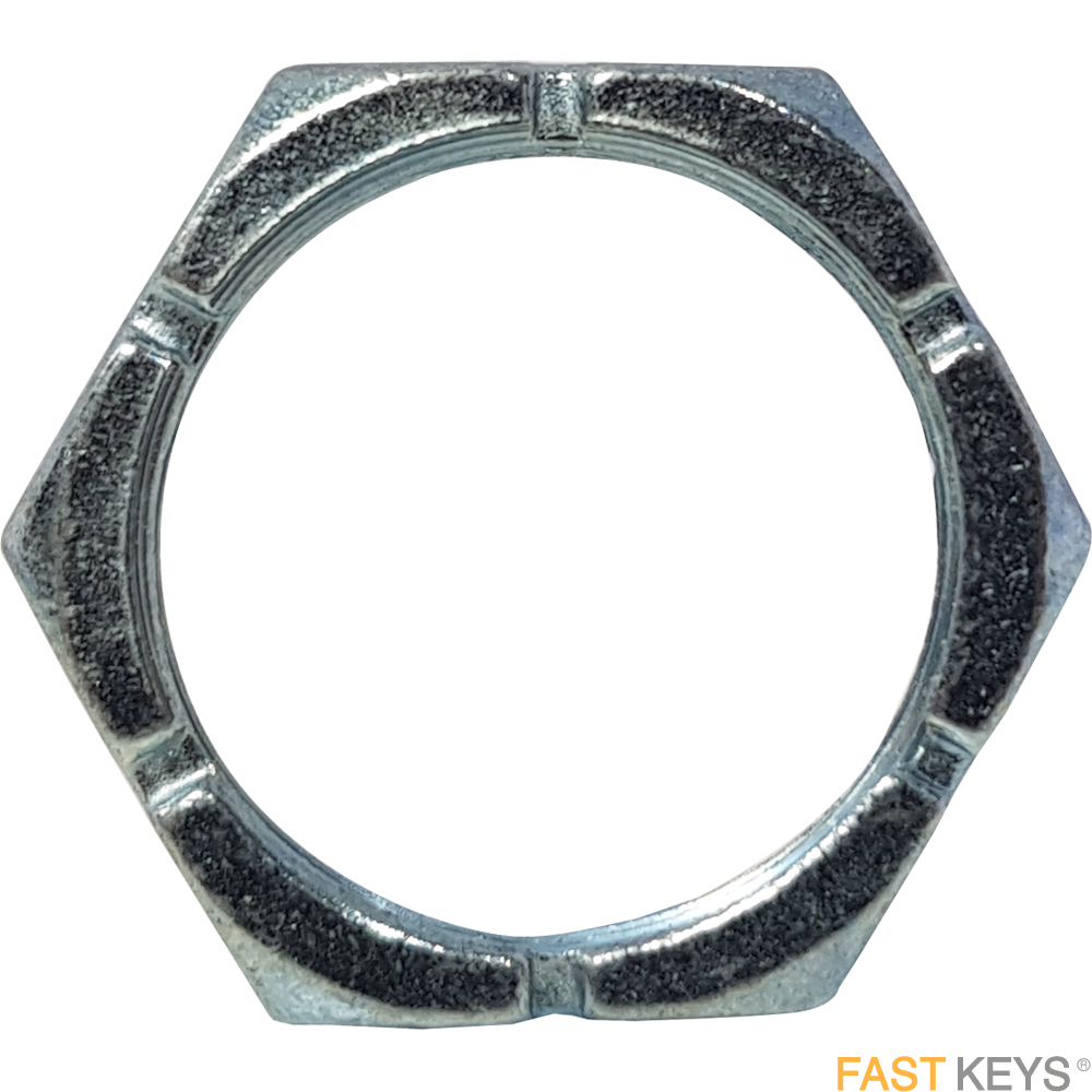 Cam Lock Locking Nut suitable for use with SISO Cam Locks Nuts