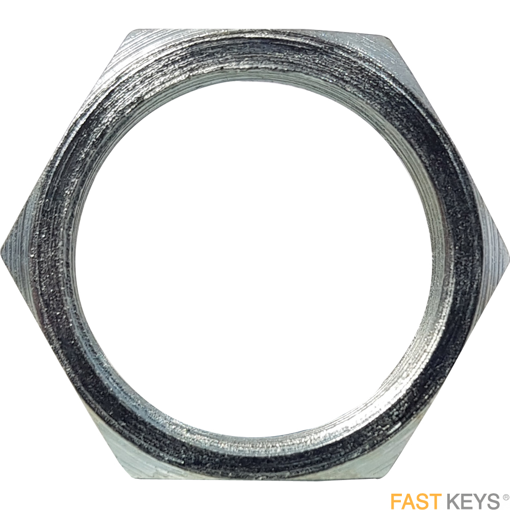 Cam lock locking nut, suitable for use with L&F/Eurolock F526