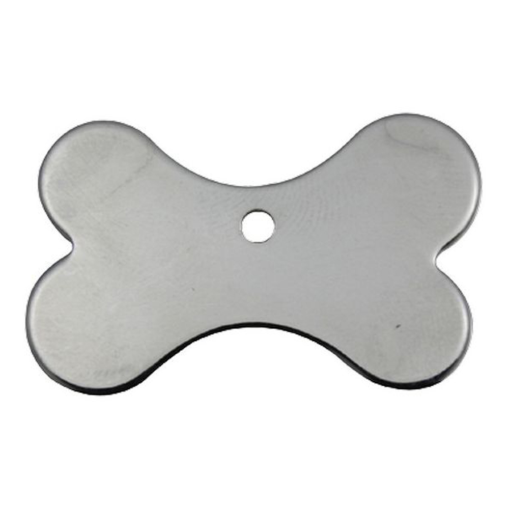 Pet Tag - Dog Bone Disc Dog Tags