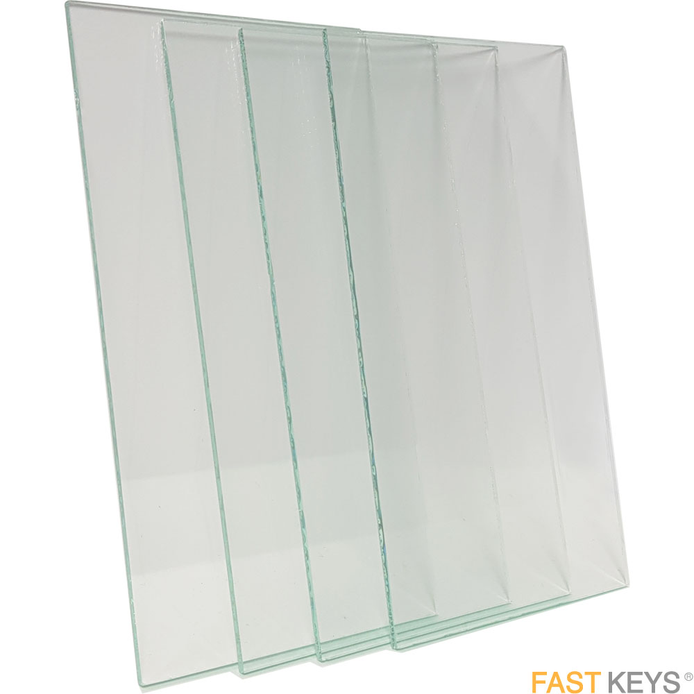 Replacement Glass for Rottner NSK-1 Emergency Key Cabinet Others