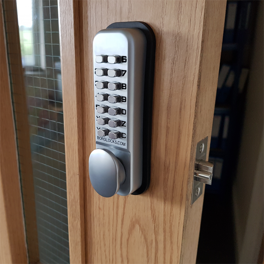 BORG LOCKS Mechanical Door Locks