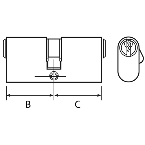 Size B/C