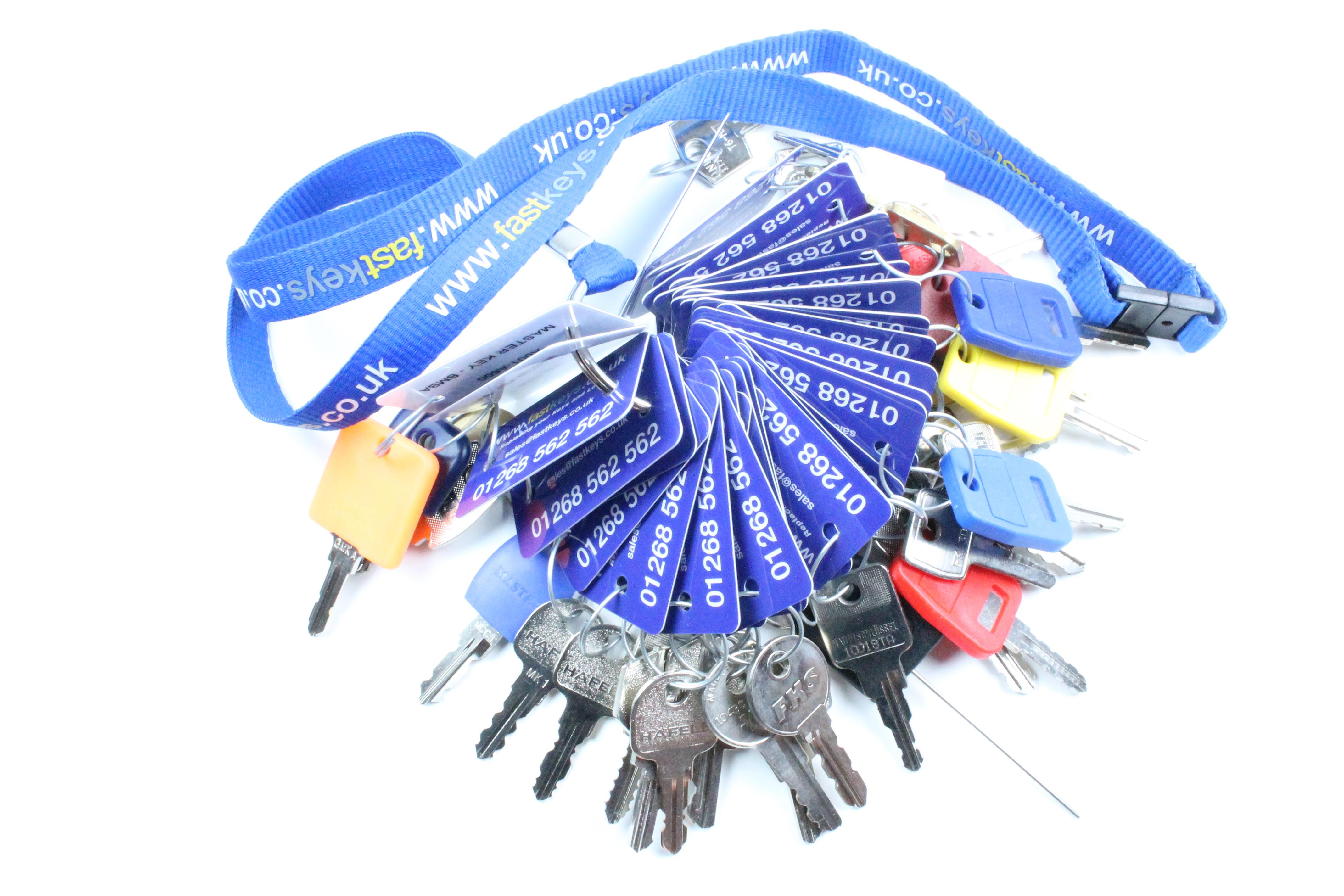 Master key sets