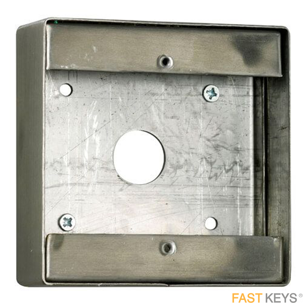 TSS BACKBOXSLL - Stainless steel back box Access Control
