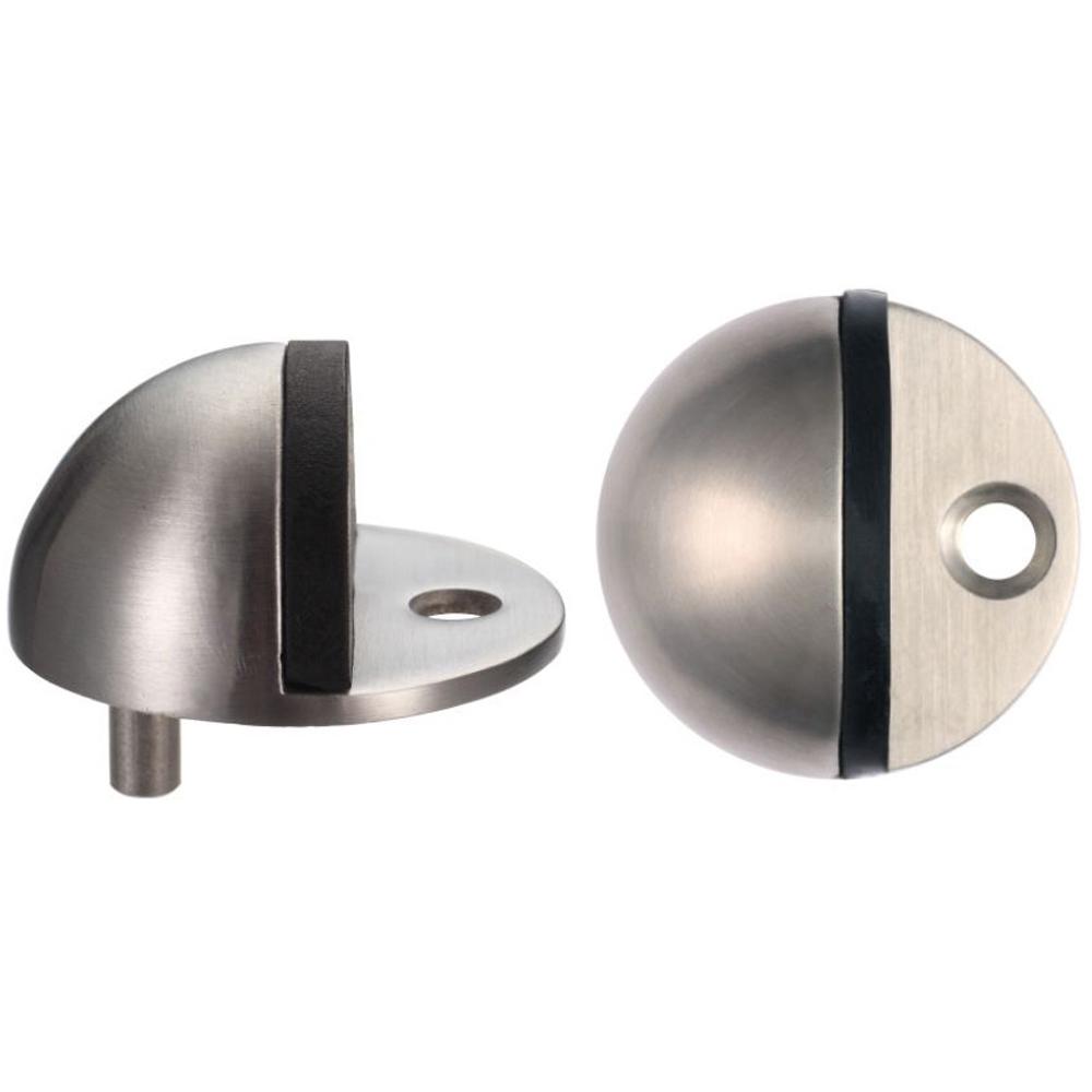 ZOO Door Stop - Floor Mounted - Oval - 40mm Door Stop