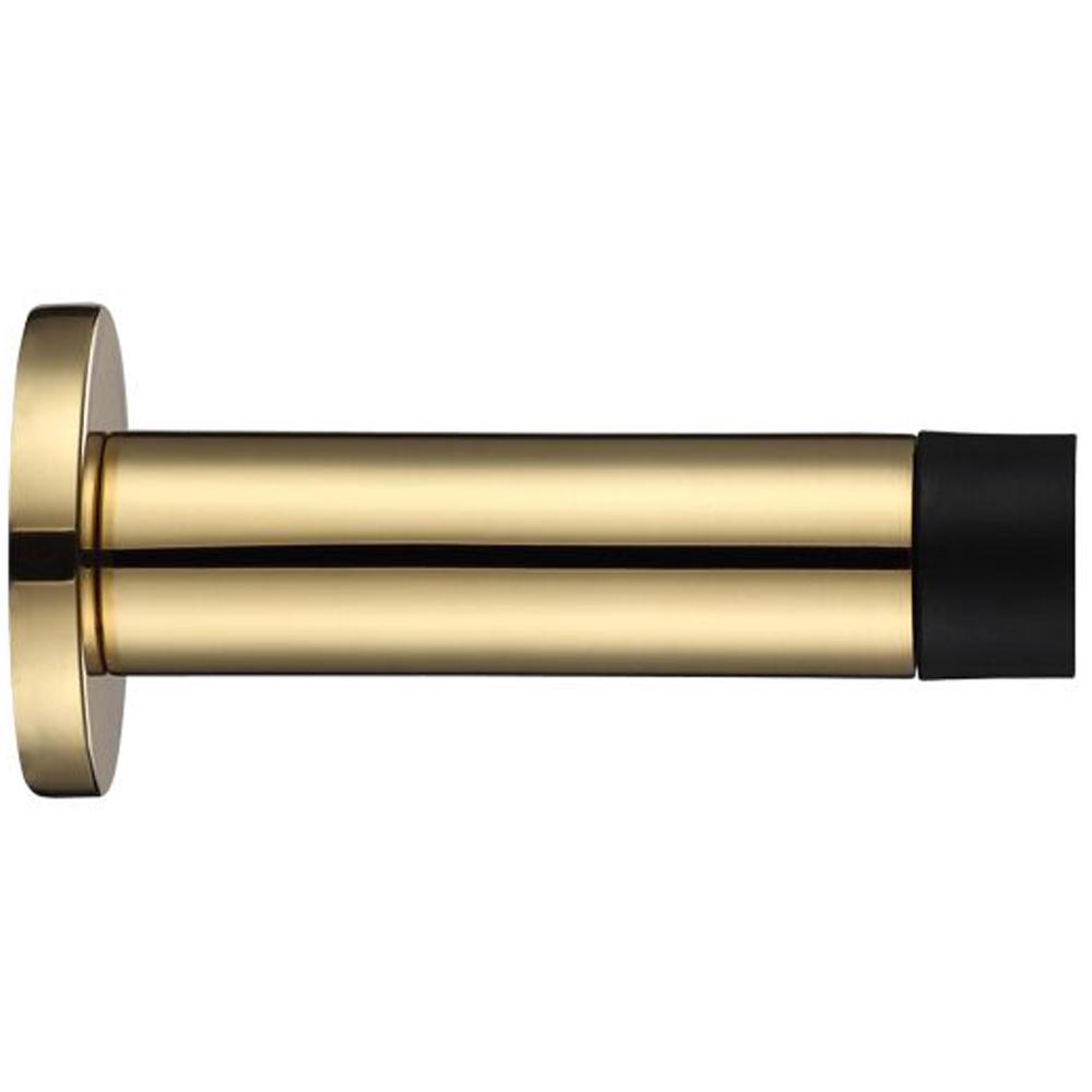 ZOO Door Stop - Cylinder C/W Rose 64mm Door Stop