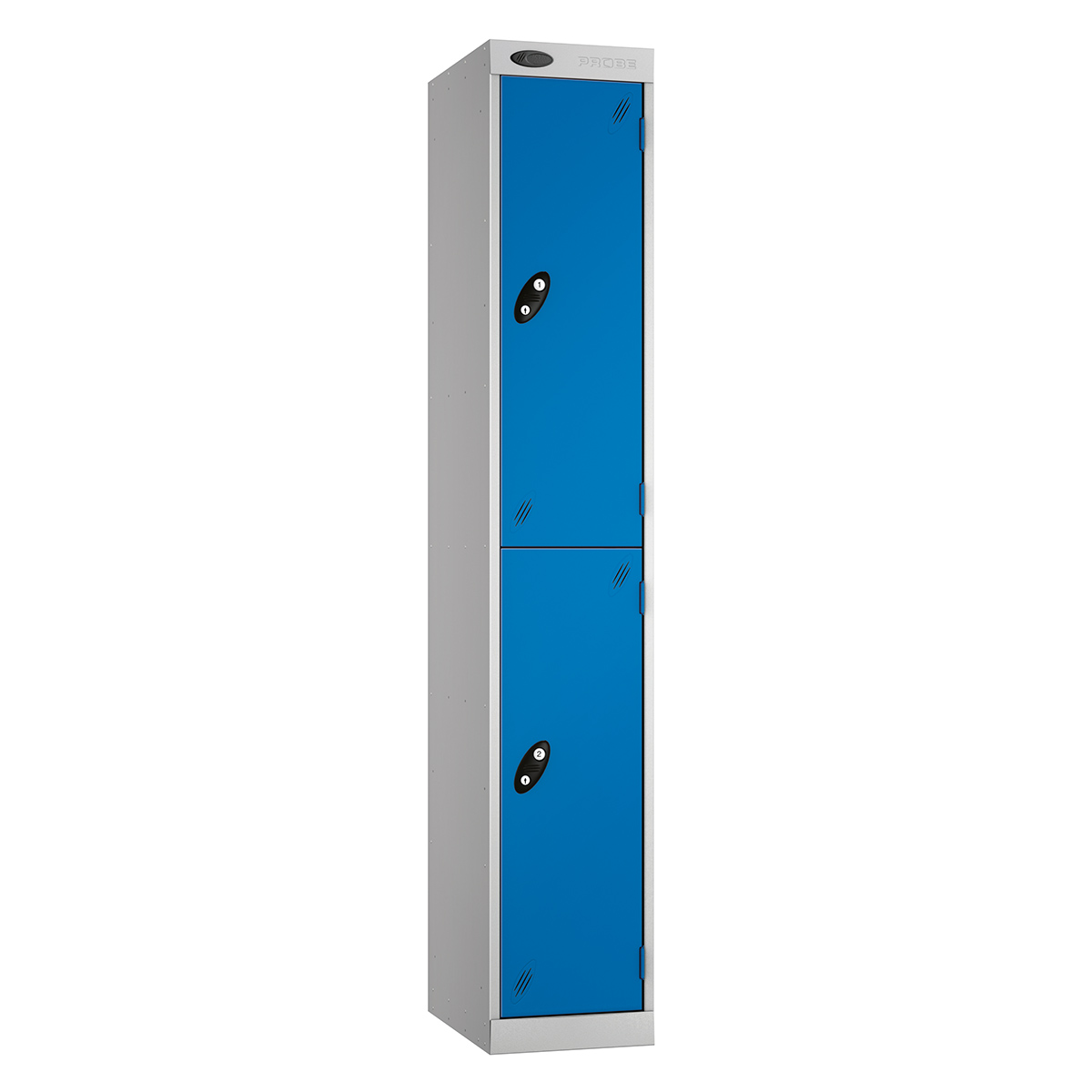 Probe Express Box Lockers - Nest 1 - 2 Tier Lockers