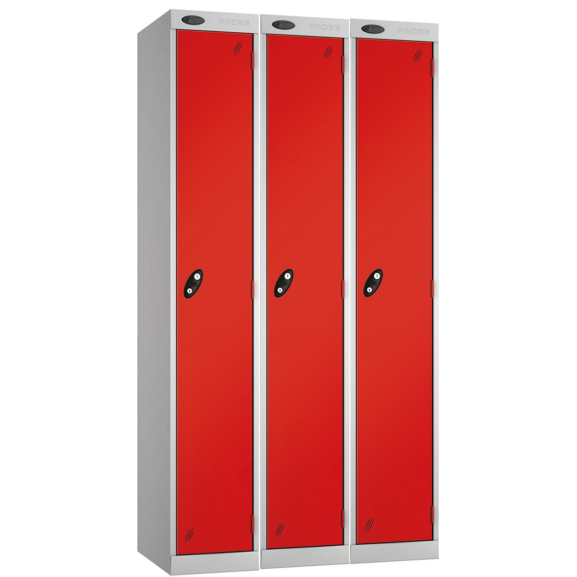 Probe Express Box Lockers - Nest 3 - 1 Tier Lockers