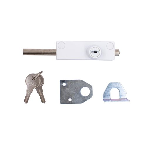 TSS Multi Purpose Patio Door Bolt - Keyed Alike Patio Door Hardware