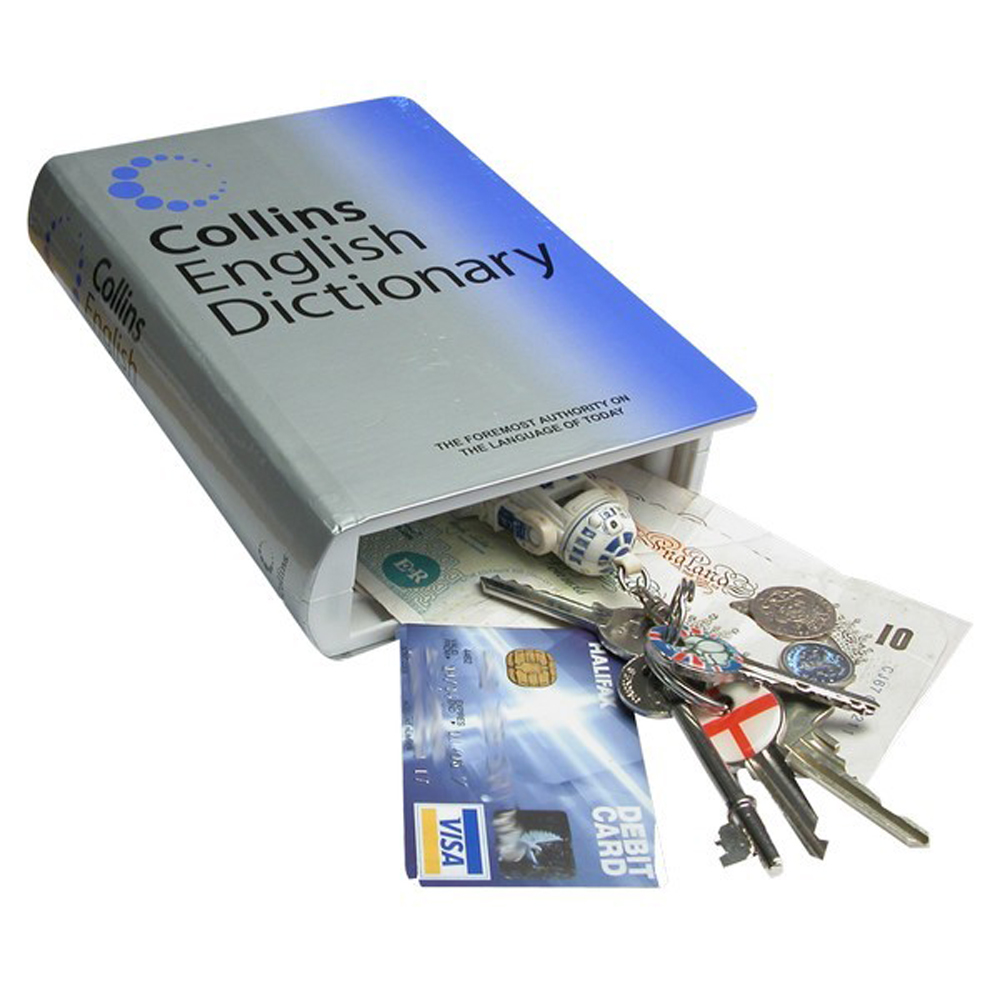 Disguised Safe Book Others