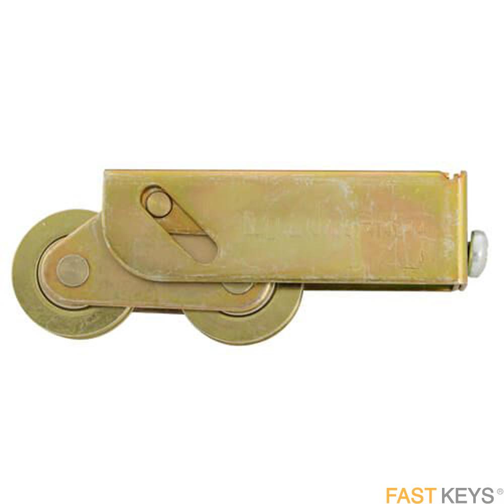 TRP Patio Door Roller Steel Finish Patio Door Hardware