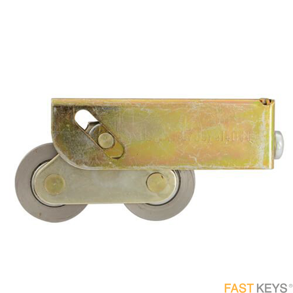 TRP Patio Door Roller Stainless Steel Finish Patio Door Hardware
