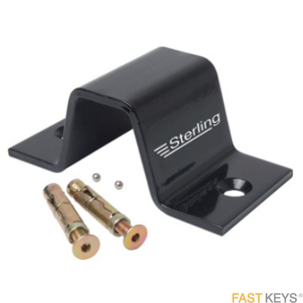 Sterling heavy duty ground and wall security anchor. Security Anchors
