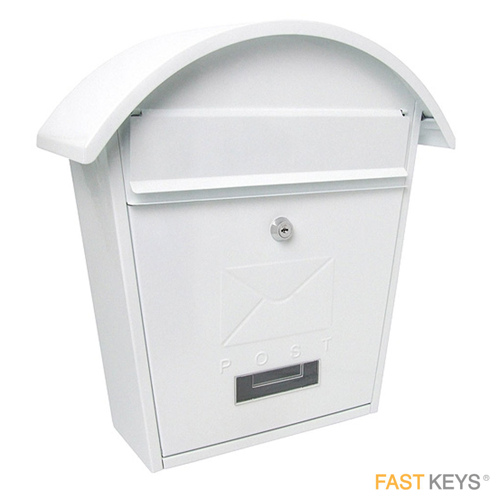 Sterling Classic 2 Post Box Letter Box Hardware