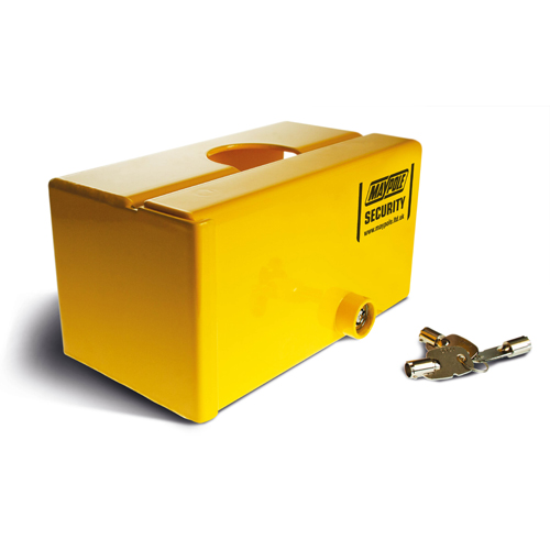MP5411 Hitchlock Strongbox (suitable for pressed hitches) Vehicle Security