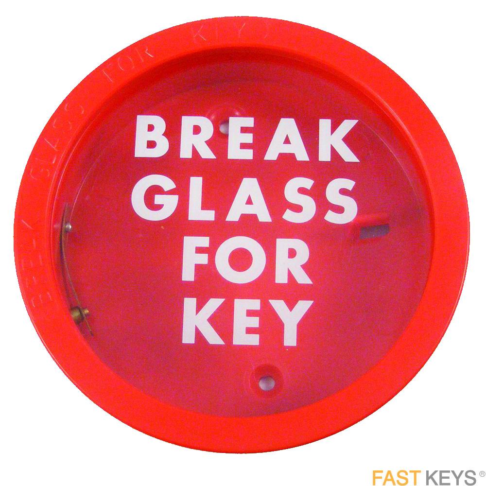 Emergency Break Glass Key Box - 3368