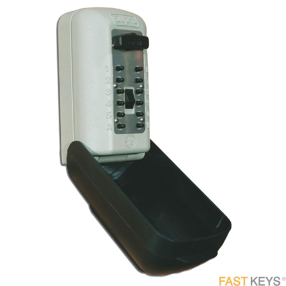 Supra C500, police approved, digital key safe