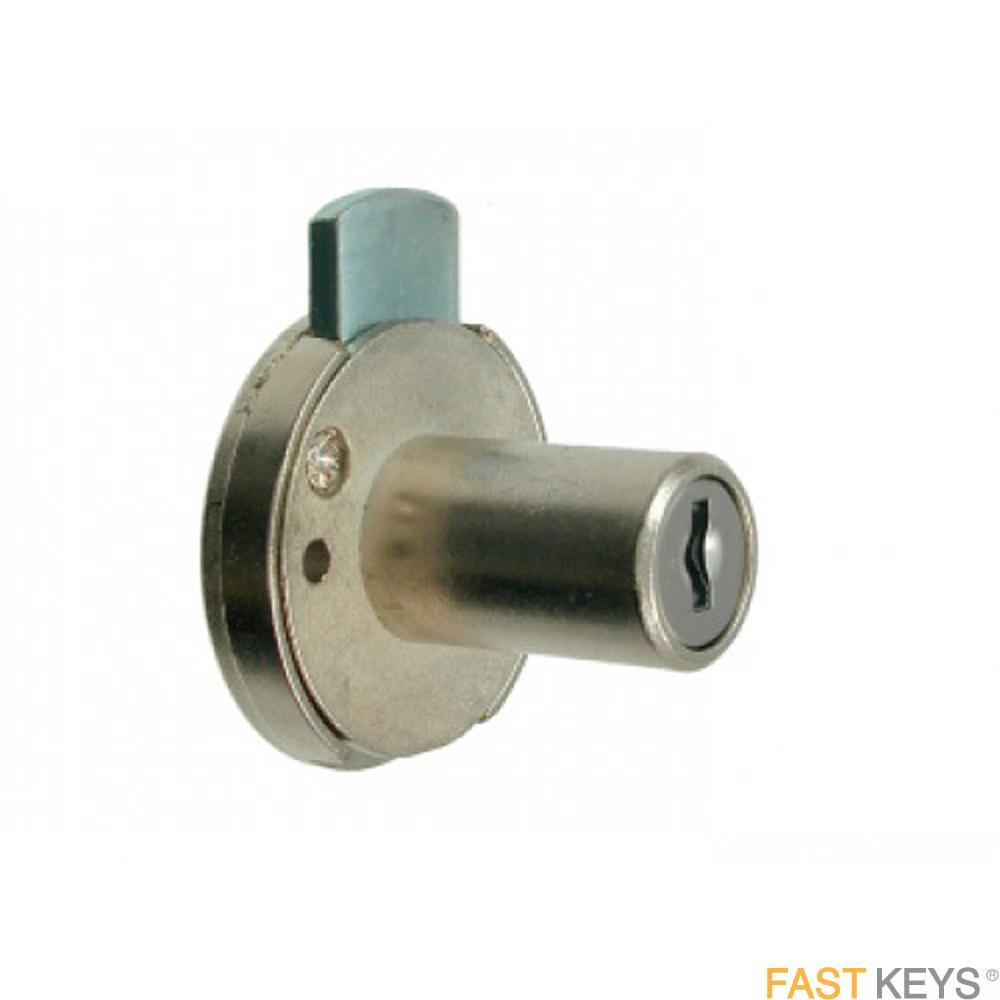 LOWE AND FLETCHER Rim Locks - Round