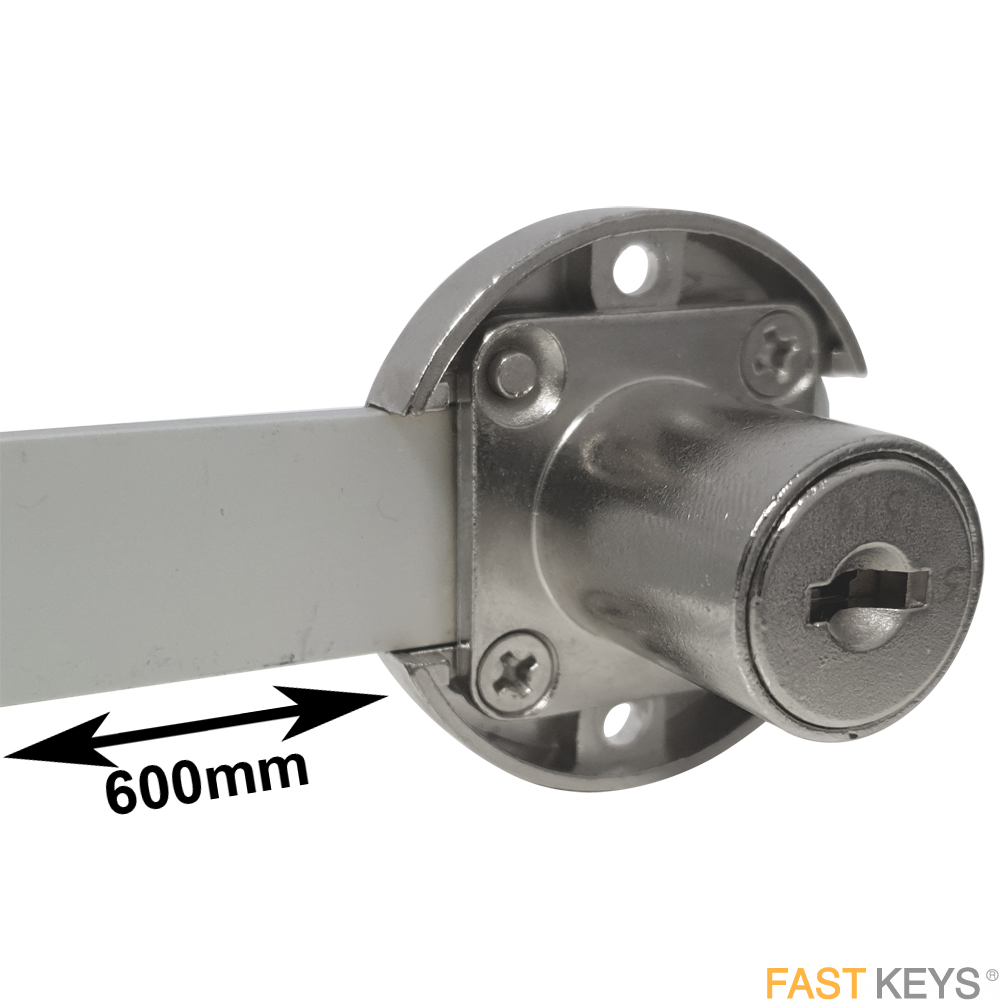 HAFELE Rim Locks - Round