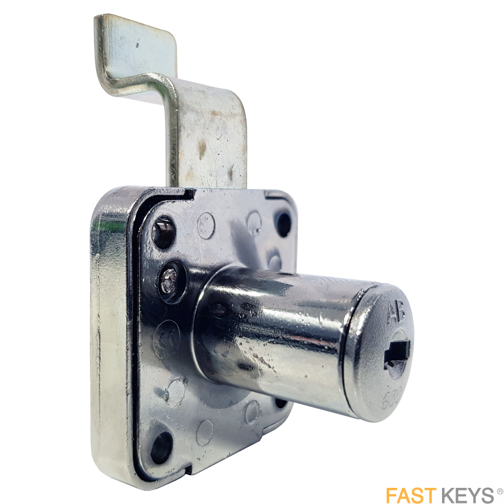 LOWE AND FLETCHER Rim Locks - Square