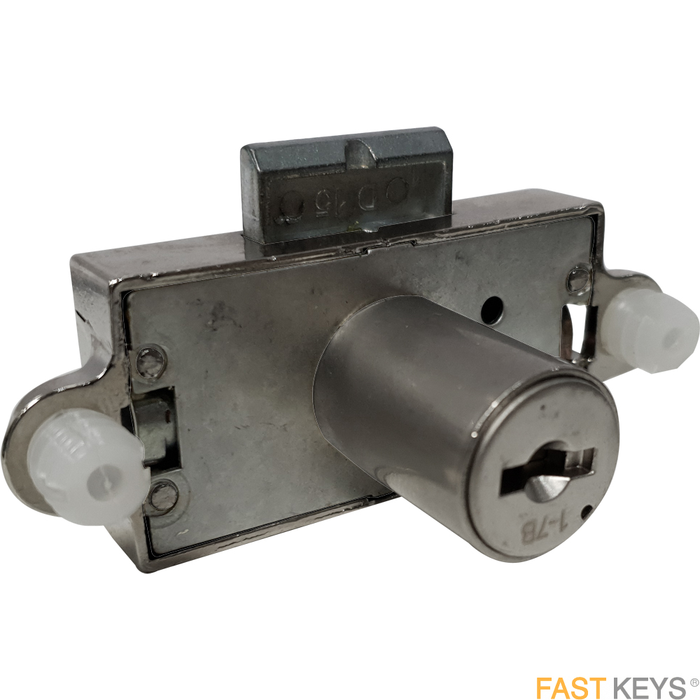 Huwil espagnolette 18mm Diameter Cylinder with 15mm backset