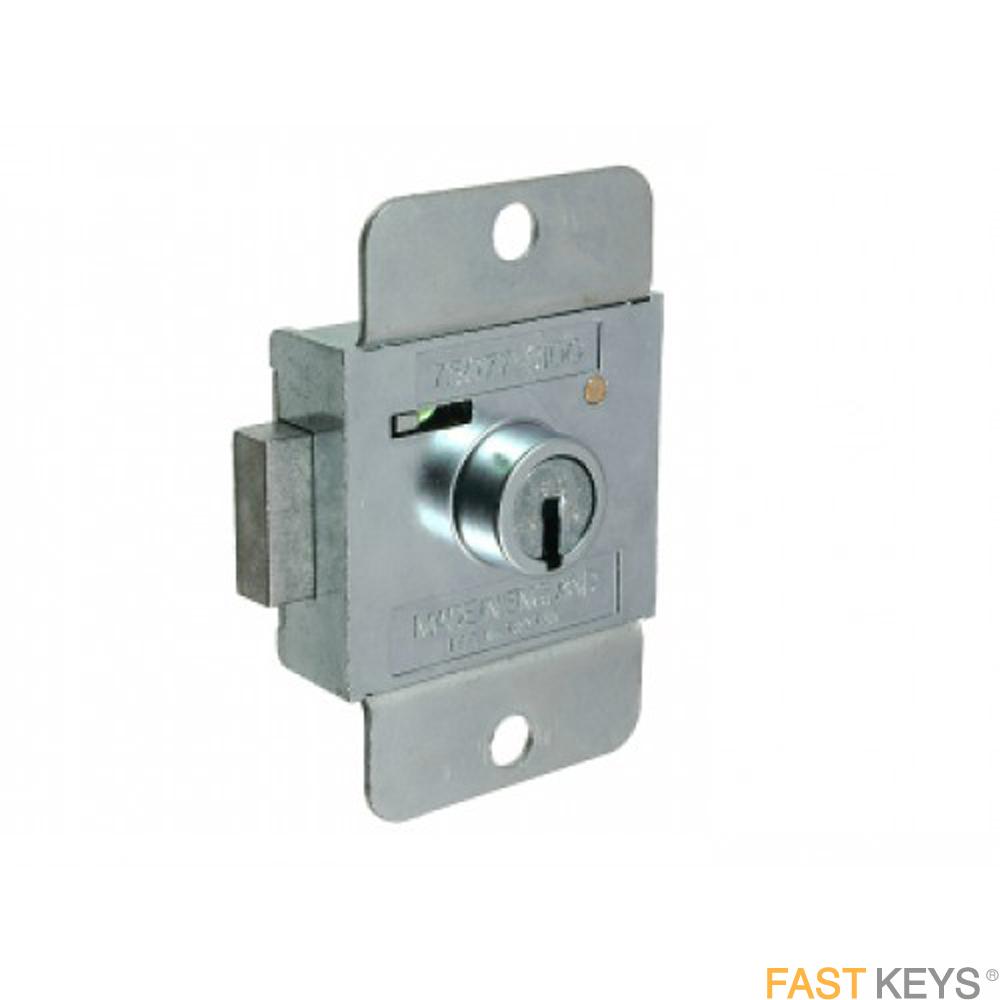 Lowe and Fletcher L&F 2201-5100 Locker Lock 7 Lever Deadbolt - Keyed Alike ZA0008