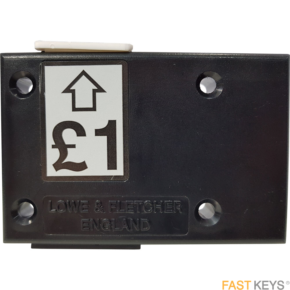 LOWE AND FLETCHER Coin Return Locks