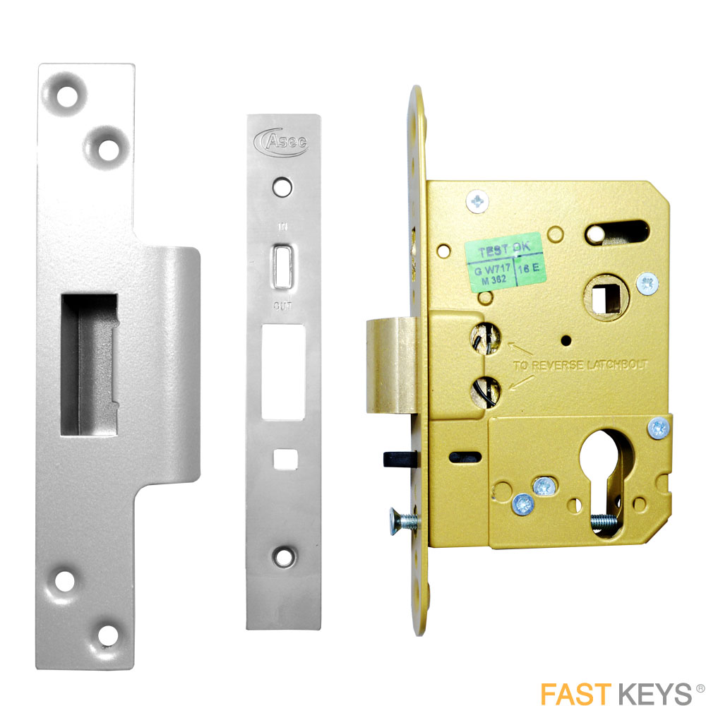 ASEC Mortice Latches