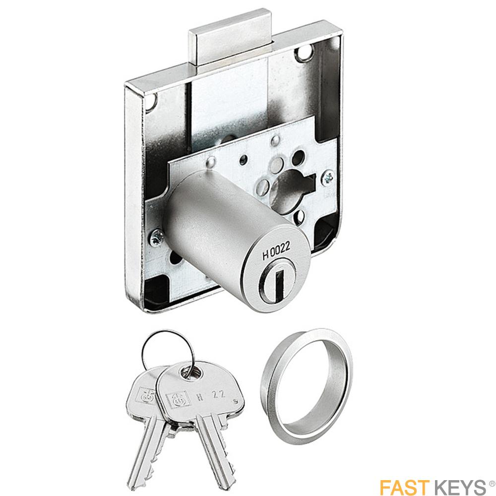 HAFELE Rim Locks - Square