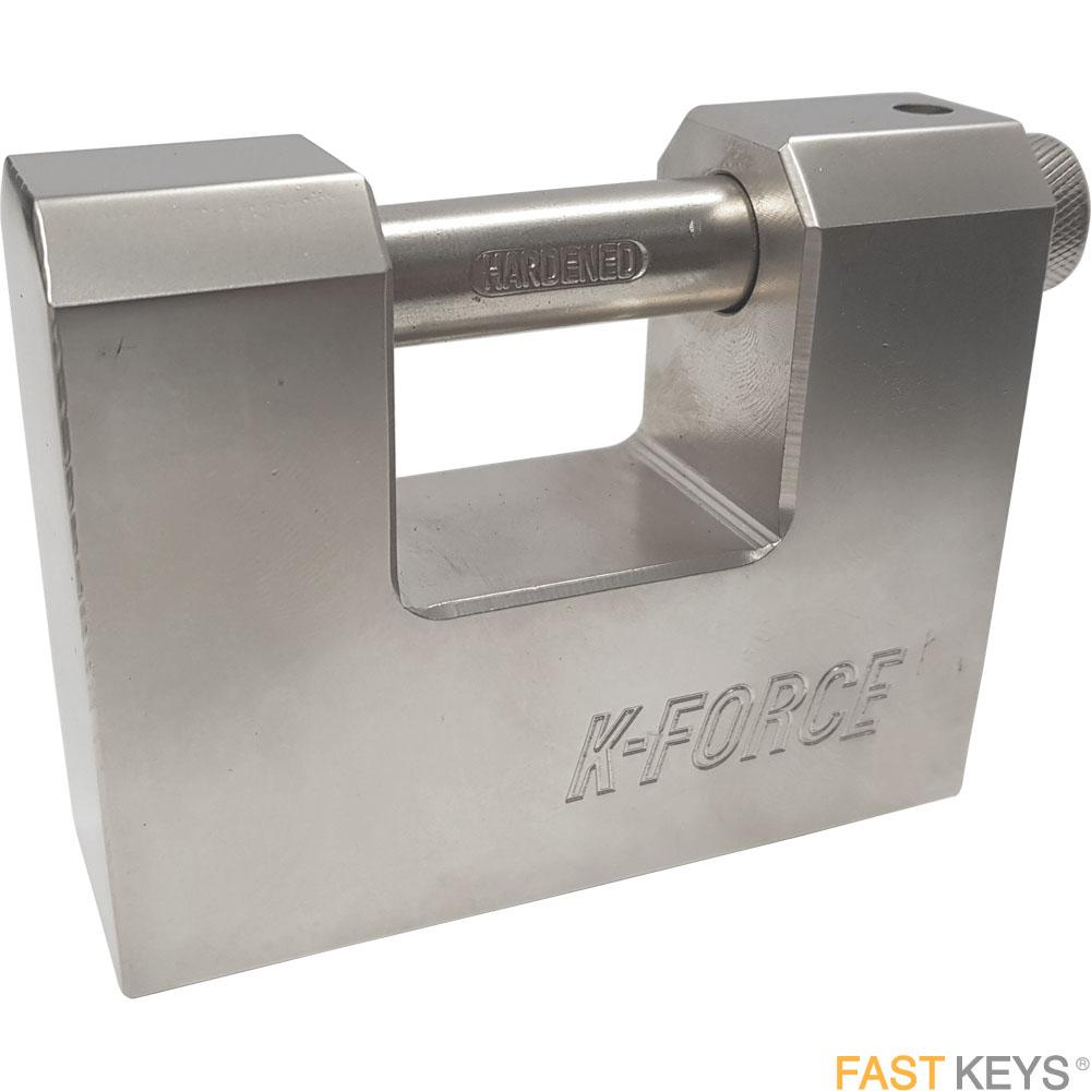 K-FORCE Padlocks - Keyed - Container