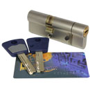 MUL-T-LOCK Euro Profile Double Cylinders