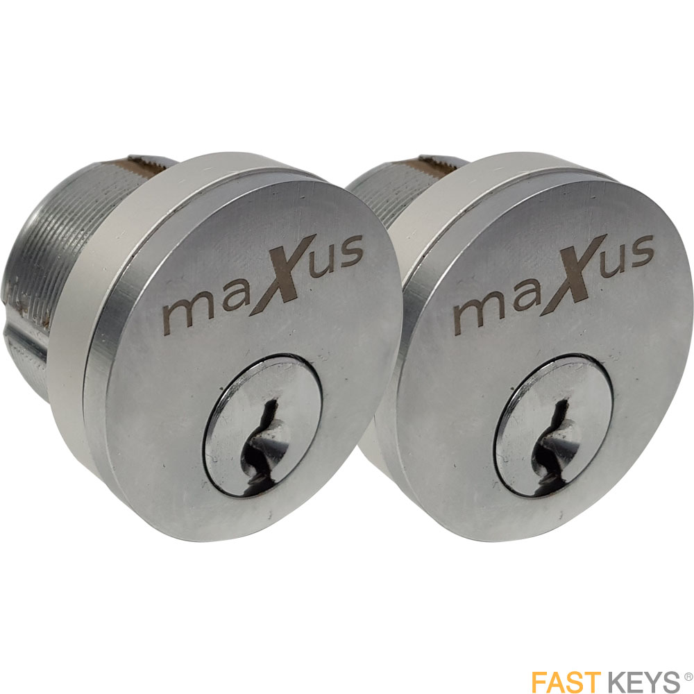 MAXUS SECURITY Screw-In Cylinders
