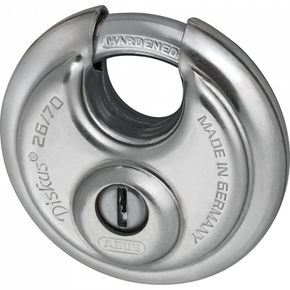 ABUS Padlocks - Keyed - Standard shackle
