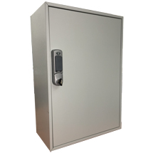 Rottner S-250 key cabinet with RFID lock