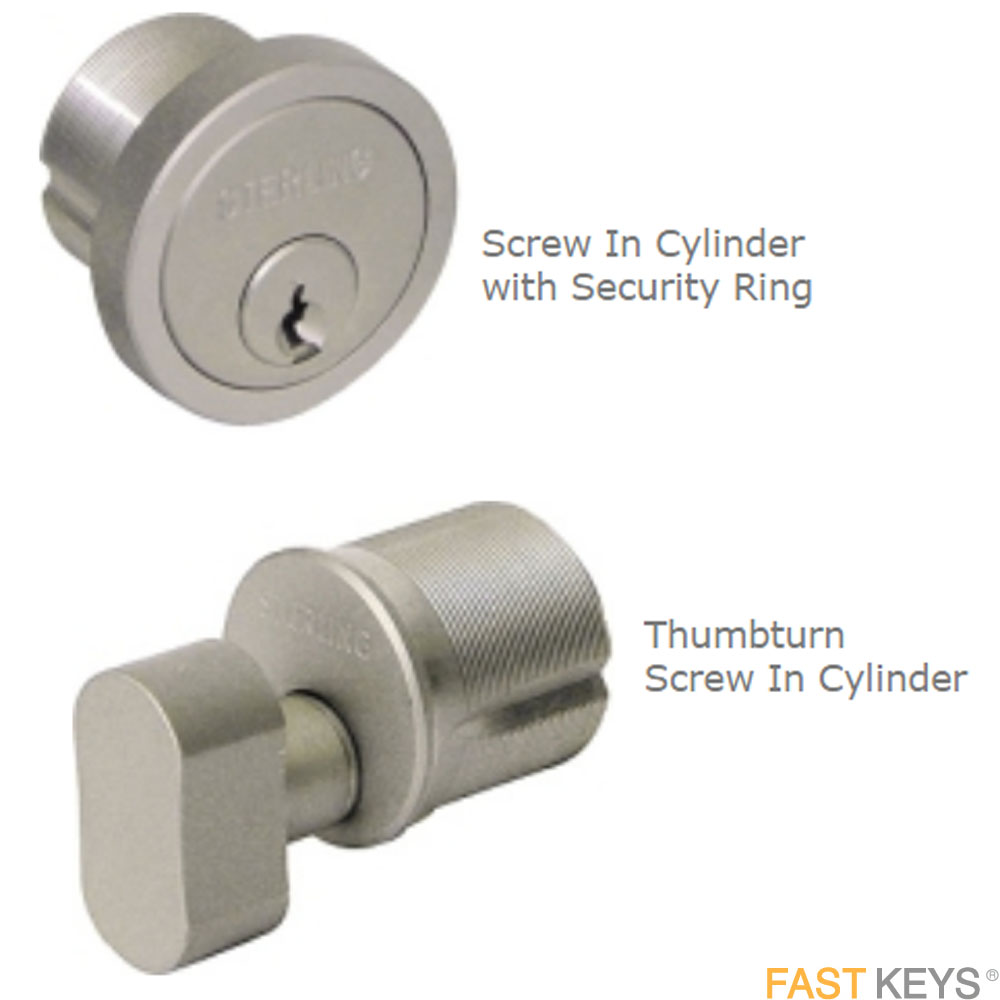 STERLING Screw-In Cylinders
